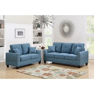 Harmon 2 Piece Living Room Set..