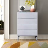 Staton 4 Drawer Chest by Foundstone™