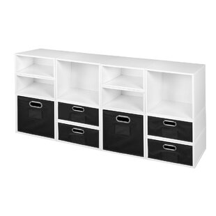 Read Reviews Chastain Storage Cube Unit Bookcase By Rebrilliant