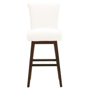 Bellflower 30.5 Swivel Bar Stool Gracie Oaks