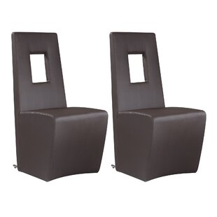Pradnya Upholstered Dining Chair (Set of 2)