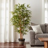 Artificial Bamboo Tree in Pot