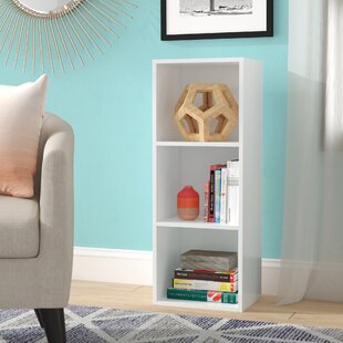 Cresta Cube Bookcase by Ebern Designs Savings