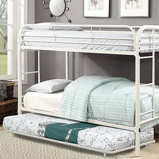 Great choice Alderete Twin over Twin Bunk Bed with Trundle ByHarriet Bee
