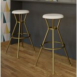 Lanoue 30 Bar Stool (Set of 2) by Ivy Bronx
