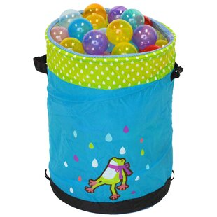 American Creative Team Mr. Organized Frog Pop Up Hamper