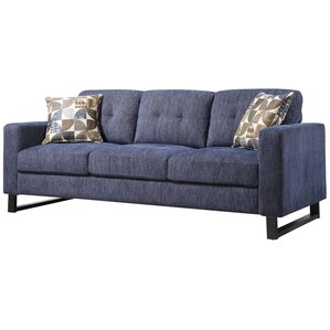 Dunleavy 3 Piece Sofa & Pillow Set by Brayde..