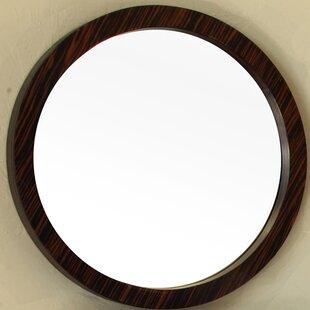 Best Round Bathroom Wall Mirror ByBellaterra Home