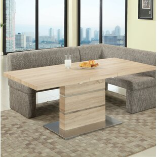 Angelo Extendable Dining Table Wade Logan