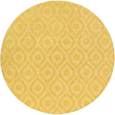 Modern 8 X 10 Yellow Amp Gold Area Rugs Allmodern