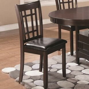 Isakson Armless Dining Chair (Set of 2) b..