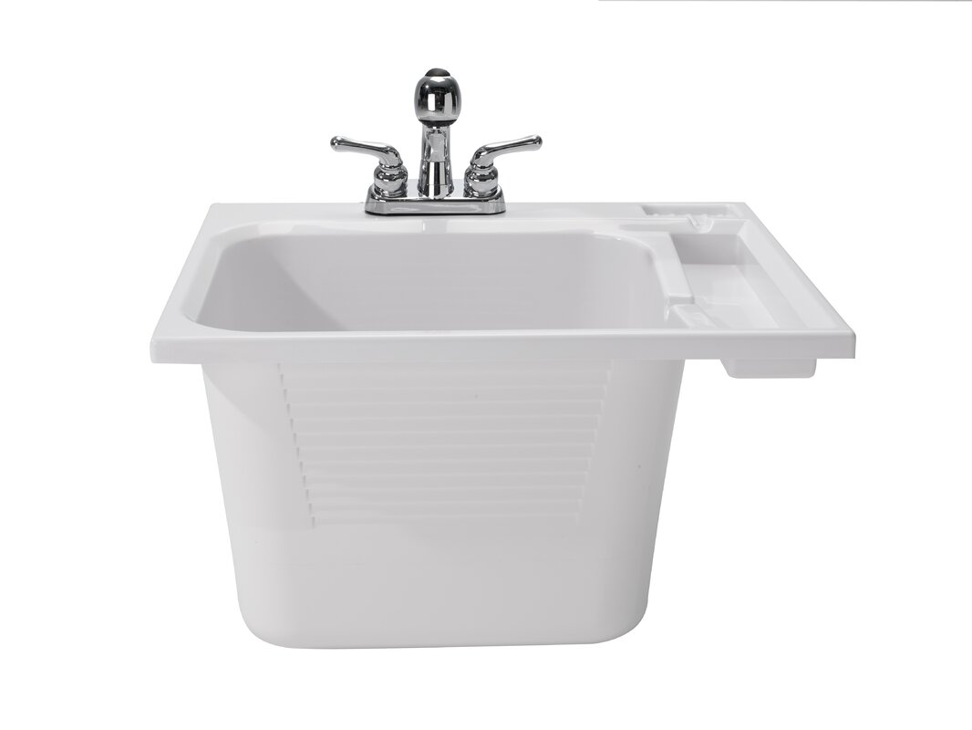 Laundry Utility Sink Cabinets | Wayfair