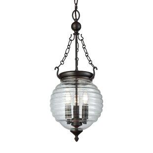 Darby Home Co Primrose 3-Light Urn Pendant