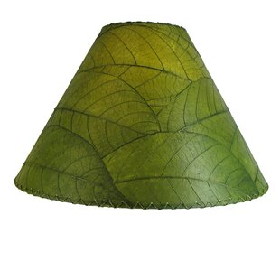 18 Cocoa Leaf Empire Lamp Shade