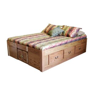 Kuhn Queen Storage Platform Bed