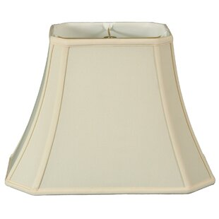 Best Reviews 18 Silk/Shantung Bell Lamp Shade By Darby Home Co