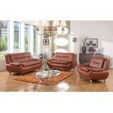 Chiasson 3 Piece Living Room Set by Orren Ellis
