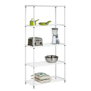 Storage 72 H 5 Shelf Shelving Unit