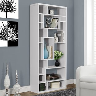 Arden Geometric Bookcase by Mo..
