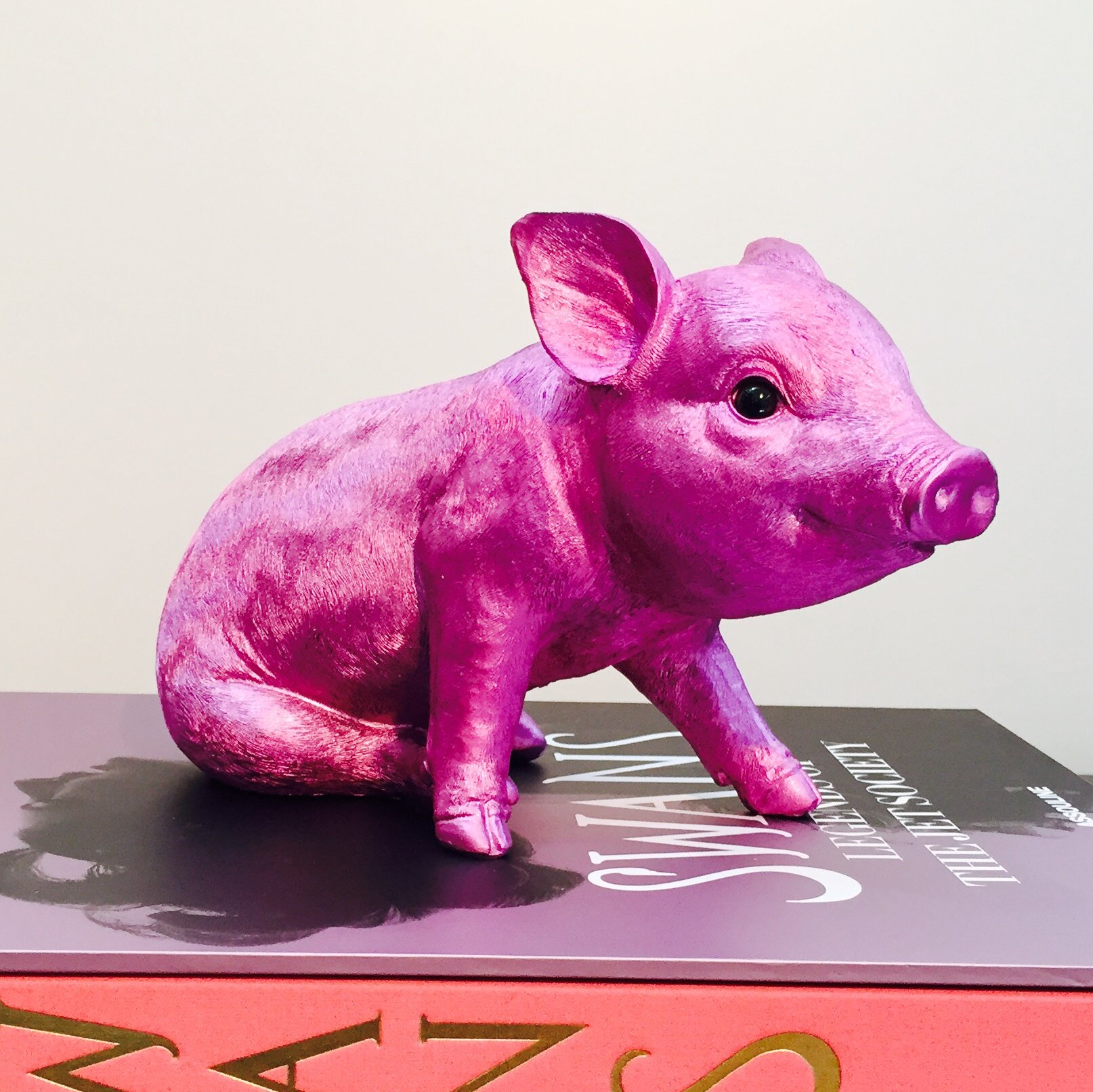 4.9 Black Cat Ceramic Coin Piggy Bank Room Decor