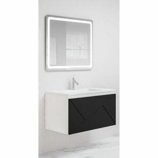 Remus 800mm Wall Hung Single Vanity By Belfry Bathroom