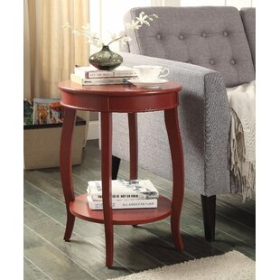 Kristian End Table with Storage