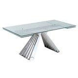 Berlin Extendable Dining Table by Orren Ellis