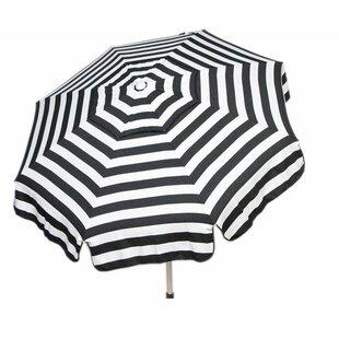 Italian 6' Beach Umbrella by Parasol