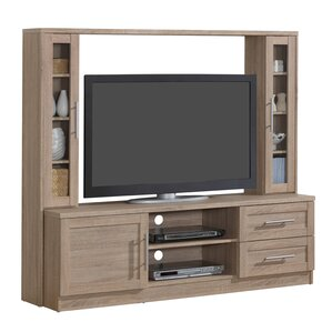 Black Entertainment Center Wall Unit entertainment centers you'll love