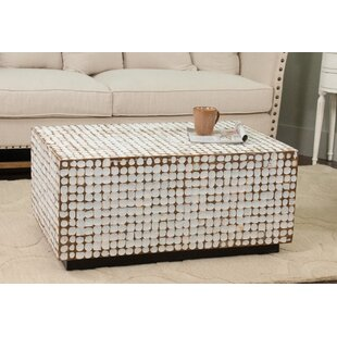 Compare prices Sherlyn Coffee Table By Beachcrest Home