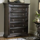 Treviso 6 Drawer Lingerie Chest