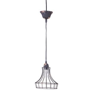 Todd Creek 1-Light Geometric Pendant by Laurel Foundry Modern Farmhouse