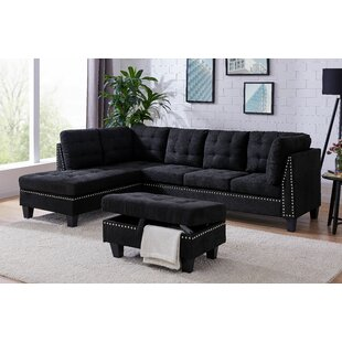 House of Hampton Loughlin Sectional with ..