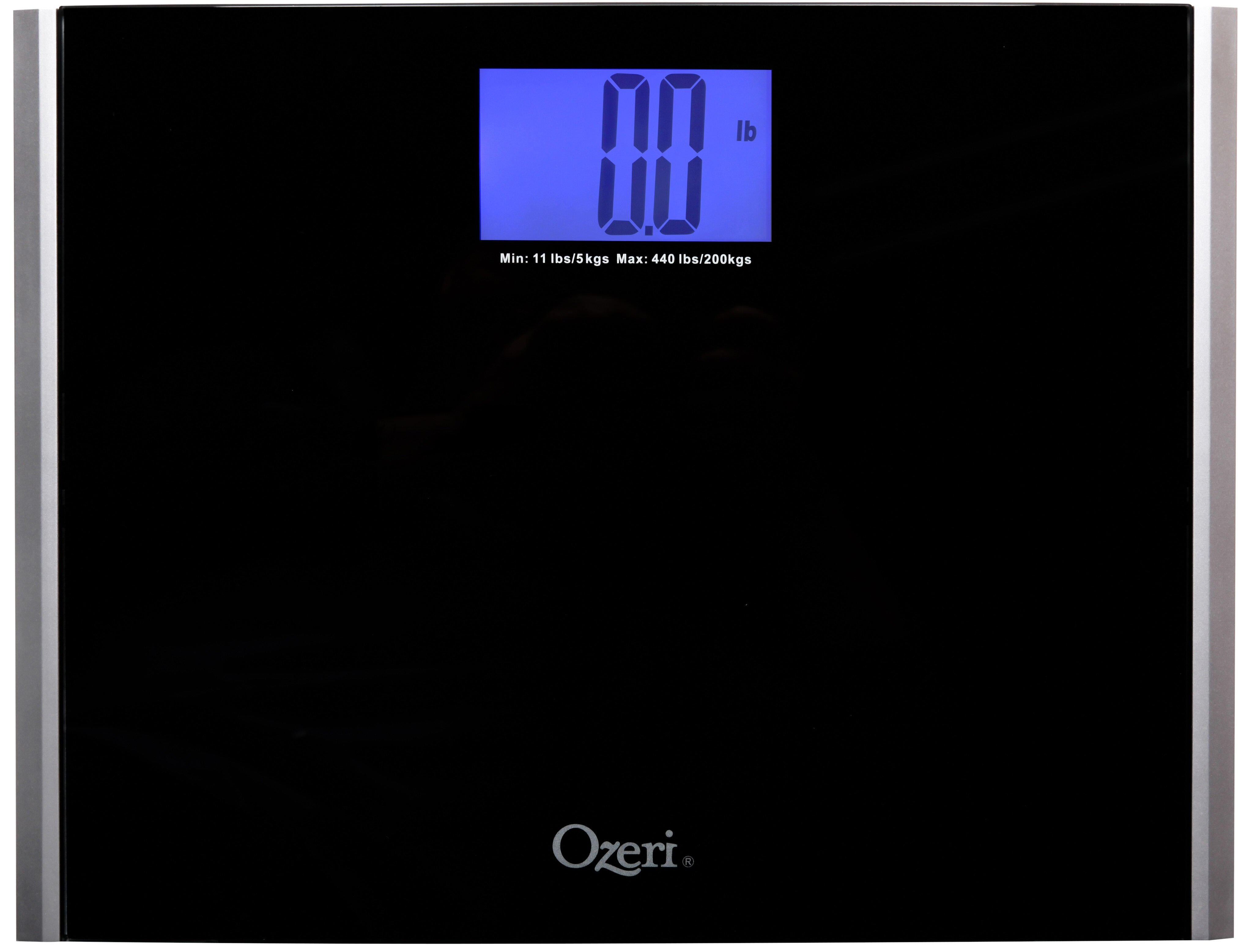 Ozeri Precision Pro II Digital Bath Scale