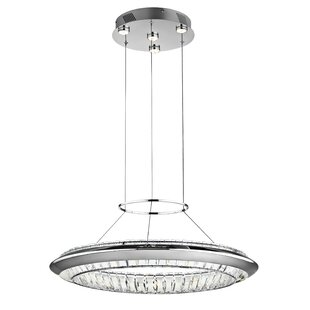 Élan Lighting Joez 5-Light LED Geometric Chandelier