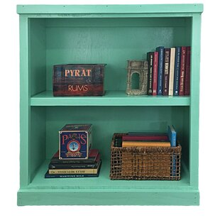 Alhambra Standard Bookcase by Rosecliff Heights Sale