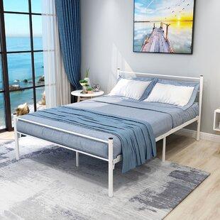 Aleix Platform Bed