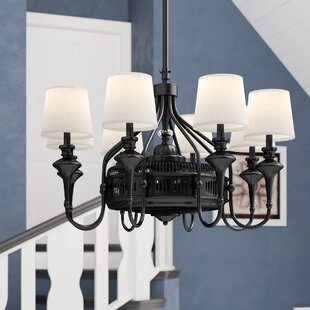 Searching for Lazlo Air-Ionizing Ceiling Fan By Darby Home Co