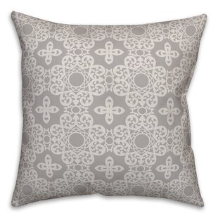Malley Tile Throw Pillow