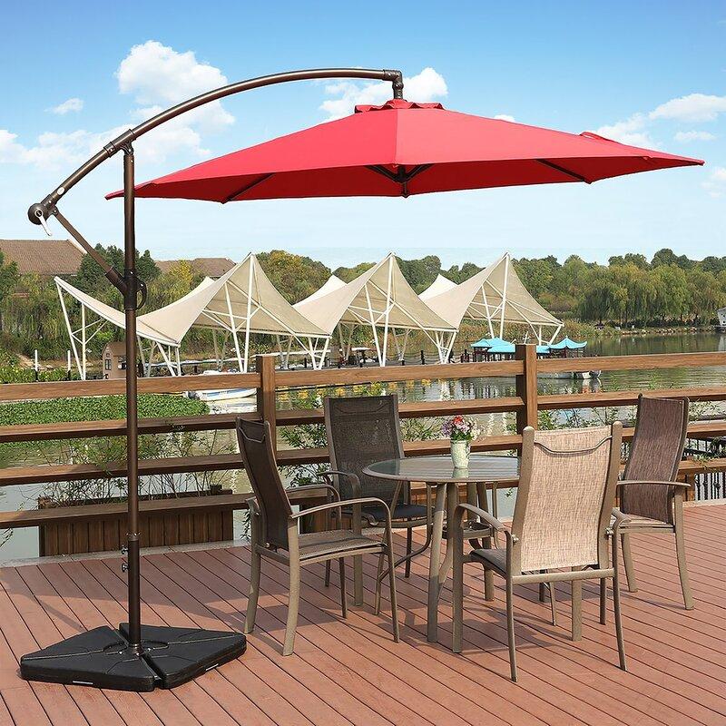Karr 10 Market Umbrella