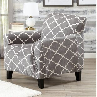T-Cushion Armchair Slipcover By Alcott Hill