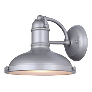 Look for McLeansboro 1-Light Outdoor Barn Light By Alcott Hill