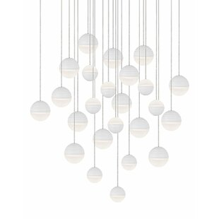 Divine 24-Light Pendant by Radionic Hi Tech