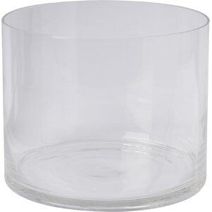 Contemporary Cylinder Ceramic Vase