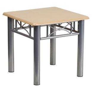 Ebern Designs Katerina Laminate End Table