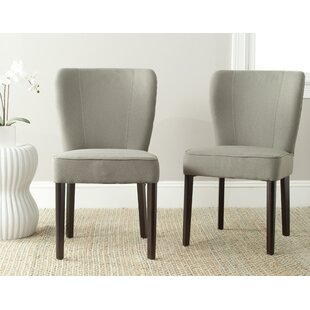 Schulman Side Chair (Set of 2) Ivy Bronx