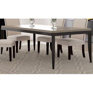 Willa Arlo Interiors Bonifácio Extendable Dining Table