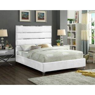 Orren Ellis Dietz Upholstered Platform Bed