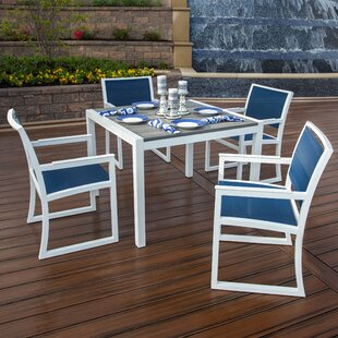 Parsons 5 Piece Dining Set