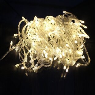 Milo Wide Angle LED Mini String Light by The Holiday Aisle